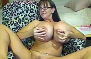 Cougar With Silicone Bra-stuffers