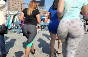 Yam-sized Butt LATINA FROM THE BRONX