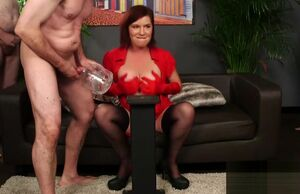 Cougar Wendy Taylor Jism Bucket contest