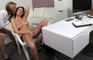 Eve & Gina in Eve - FemaleAgent