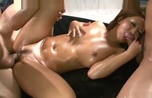 Yummy big-titted Asian Juri Sawaki..