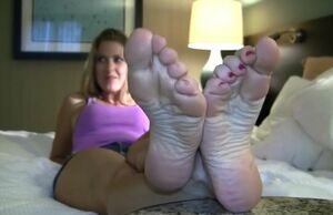 Uber-sexy feetftish feet
