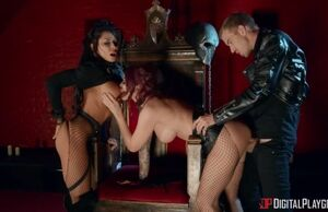 Monique Alexander & Madison Ivy &..