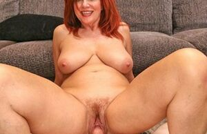MILFTRIP Thick Melon Red-haired Mummy..