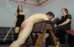 Dual caning