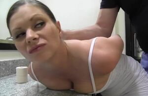 Riley rose trussed in motel apartment