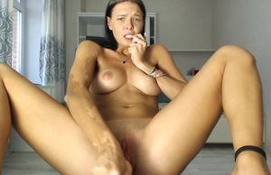 fresh romanian cam-slut