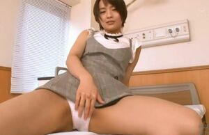 Mind-blowing asian g-string fetish