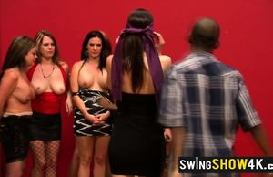 Sizzling swinger soiree to get to know..