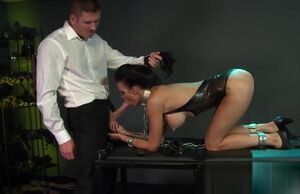 Domination & submission  Jaw-dropping..