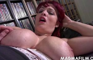 Mary rider ginormous mammories cougar